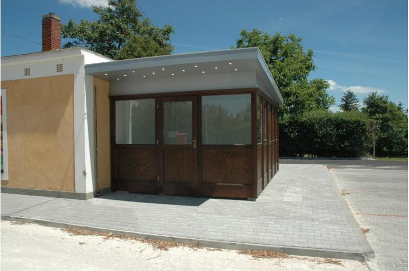 ADV-17 Trafik pavilon