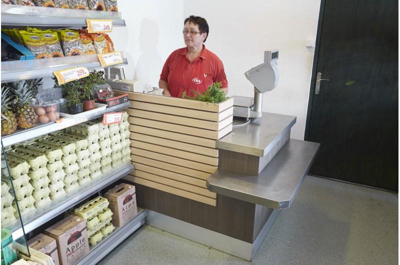 ADV-XXL Zöldség-gyümölcs árusító pavilon