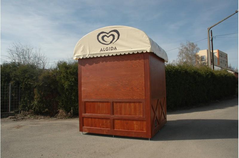 ALG-5 Fagylalt árusító pavilon