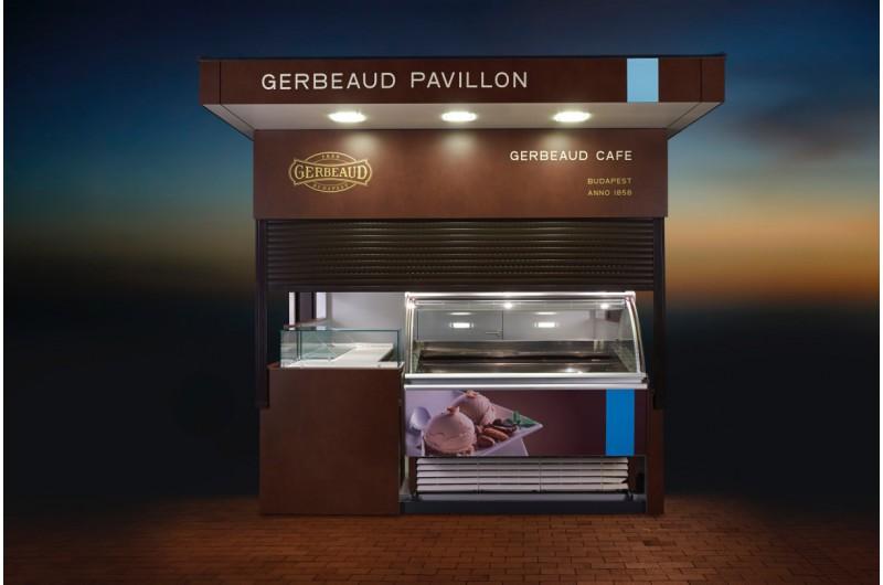 SZT-6 Fagylalt árusító pavilon